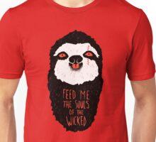 Evil Sloth Unisex T-Shirt