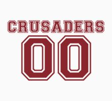 Crusader Jersery Replica - Red Kids Tee