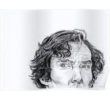 Sherlock is watching you... Poster