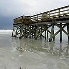 The Pier by Caren