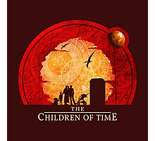 The Children of Time - 2015 Circular Photographic Print
