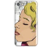 Pop face. iPhone Case/Skin