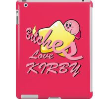 Bitches Love Kirby iPad Case/Skin