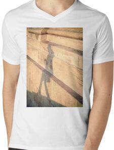 Shadow  Mens V-Neck T-Shirt
