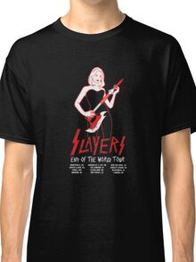 Slayers:End of the World Tour Classic T-Shirt