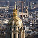 Les Invalides Paris by mikequigley