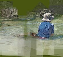 Boy in the Puddle by leeanne6a