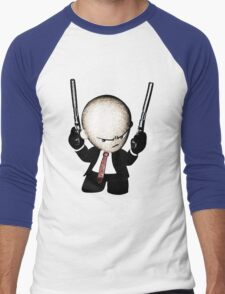 Agent 47 - Hitman Men's Baseball ¾ T-Shirt