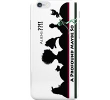 Giorgio's Visit to the Theater iPhone Case/Skin