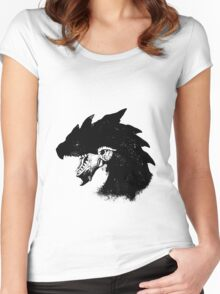 Rathalos Women's Fitted Scoop T-Shirt