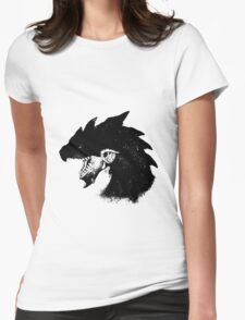 Rathalos Womens Fitted T-Shirt
