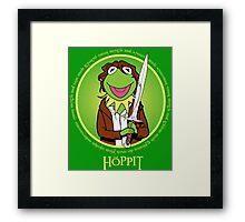 The Hoppit Framed Print