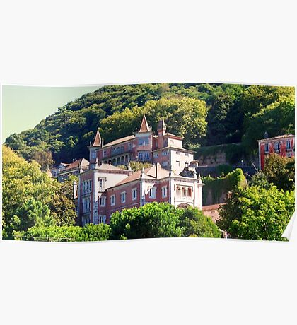 Sintra palace... Poster