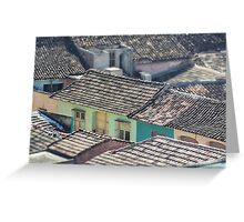It all falls into place  Greeting Card