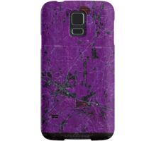 Massachusetts  USGS Historical Topo Map MA Townsend 329827 1965 24000 Inverted Samsung Galaxy Case/Skin
