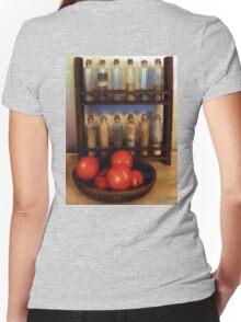 Kitchen Alchemy Women's Fitted V-Neck T-Shirt