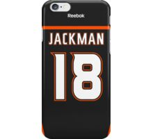 Anaheim Ducks Tim Jackman Jersey Back Phone Case iPhone Case/Skin