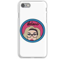 Adore Delano as Daria logo iPhone Case/Skin