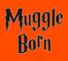 Muggle Born Kids Clothes