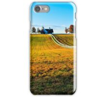 Kentucky Thoroughbred Horse Farm iPhone Case/Skin