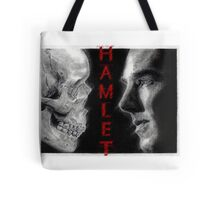 To be, or not to be... Hamlet Version II Tote Bag