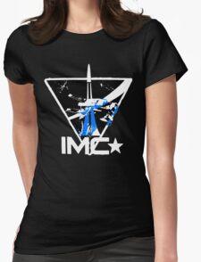 Titanfall: IMC Spyglass Womens Fitted T-Shirt