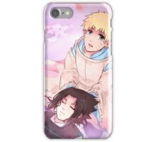 Sasunaru iPhone Case/Skin
