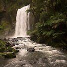 Hopetoun Falls by Brendan J. Robertson