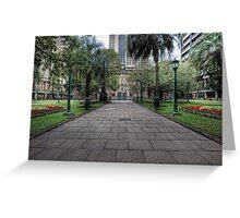 ANZAC Square • Brisbane • Queensland Greeting Card