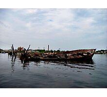 Last Voyage Photographic Print
