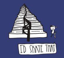 I'd Skate That by MrsIndieRock