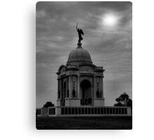 Pennsylvania Monument Canvas Print