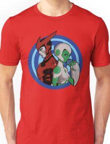 Hopeful Embrace Unisex T-Shirt