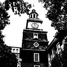 Independence Hall Blackened by InvictusPhotog