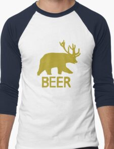 Trevor's BEER Hoodie - Episode 1 Men's Baseball ¾ T-Shirt
