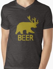 Trevor's BEER Hoodie - Episode 1 Mens V-Neck T-Shirt