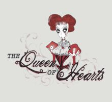 Queen of Hearts - Alive In Wonderland by Seyda Di Pasquale