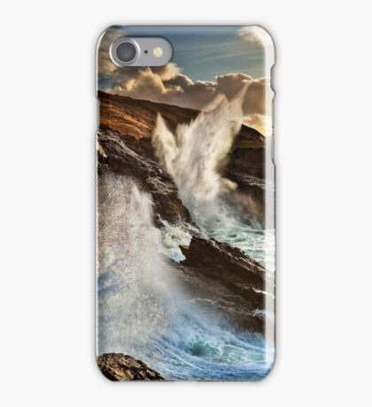 The Blow Hole iPhone Case/Skin