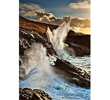 The Blow Hole Photographic Print