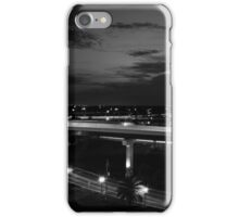 Travel the Road at Night iPhone Case/Skin