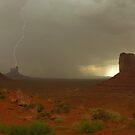 Monument Valley  by LizzieMorrison