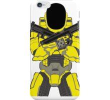 Daft Halo iPhone Case/Skin