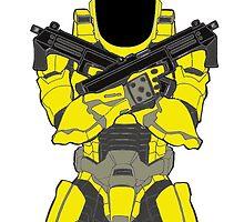 Daft Halo by jct500