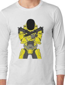 Daft Halo Long Sleeve T-Shirt