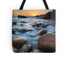 Whale at Woolamai Tote Bag
