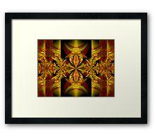 The Secret of the Golden Flower Framed Print