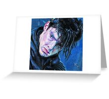 Captain... John Harrison / Khan Noonien Singh Greeting Card