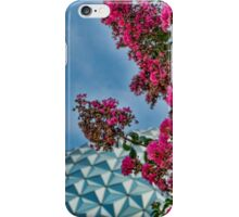 Summer Days at Epcot iPhone Case/Skin