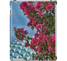 Summer Days at Epcot iPad Case/Skin