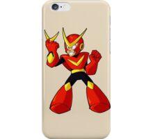 Quick Man DWN-012 iPhone Case/Skin